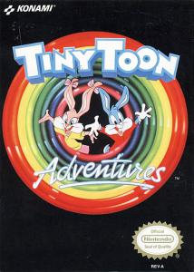 Tiny Toon Adventures (Arcade, 0991 год)