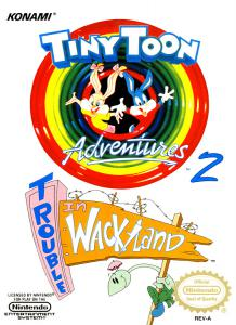 Tiny Toon Adventures 2: Trouble in Wackyland (Arcade, 1993 год)