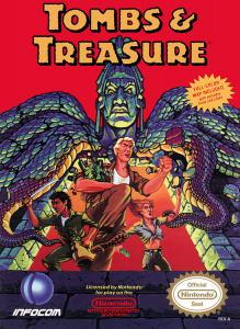 Постер Tombs & Treasure