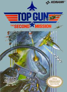 Top Gun: The Second Mission (Arcade, 1990 год)