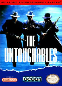 Постер The Untouchables