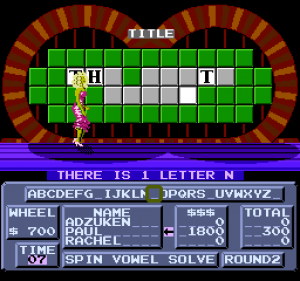 Wheel of Fortune