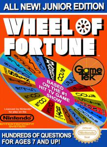 Wheel of Fortune: Junior Edition (Strategy, 1989 год)