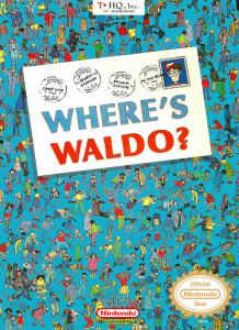 Where's Waldo? (Strategy, 1991 год)