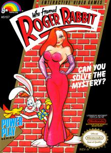 Постер Who Framed Roger Rabbit