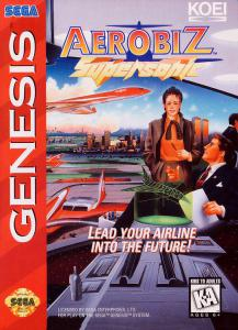Aerobiz Supersonic (Simulation, 1994 год)