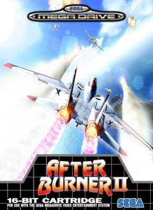 Постер After Burner II