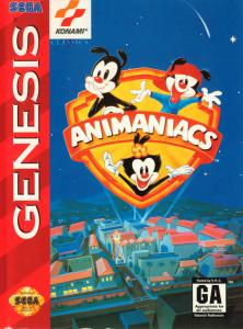 Animaniacs (Arcade, 1994 год)