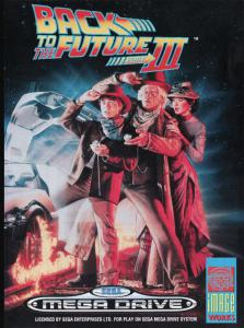 Постер Back to the Future Part III