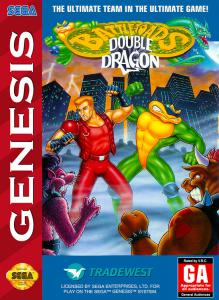 Battletoads & Double Dragon: The Ultimate Team (Arcade, 1995 год)