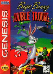 Постер Bugs Bunny in Double Trouble