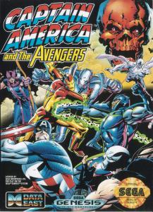 Captain America and the Avengers (Arcade, 1992 год)