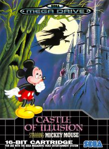 Castle of Illusion starring Mickey Mouse (Arcade, 1990 год)