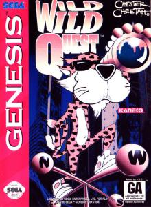 Chester Cheetah: Wild Wild Quest (Arcade, 1993 год)