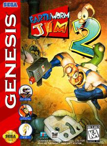 Earthworm Jim 2 (Arcade, 1995 год)