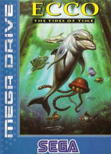 Постер Ecco: The Tides of Time