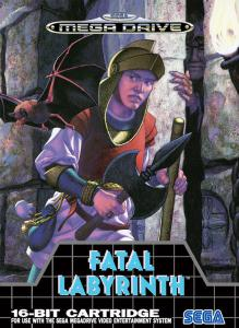 Fatal Labyrinth (Role-Playing, 1991 год)