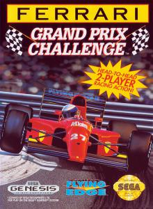 Ferrari Grand Prix Challenge (Racing, 1992 год)