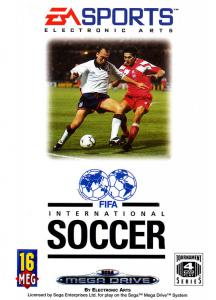 FIFA International Soccer (Sports, 1993 год)