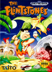 The Flintstones (Arcade, 1993 год)