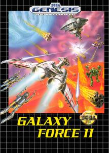 Постер Galaxy Force II