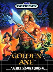 Постер Golden Axe