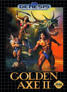 Golden Axe II (Arcade, 1991 год)