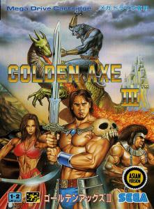 Постер Golden Axe III