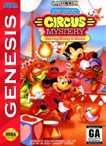 The Great Circus Mystery starring Mickey & Minnie (Arcade, 1994 год)