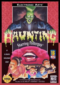 Haunting Starring Polterguy (Simulation, 1993 год)