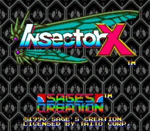 Insector X