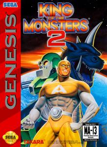 King of the Monsters 2 (Arcade, 1994 год)