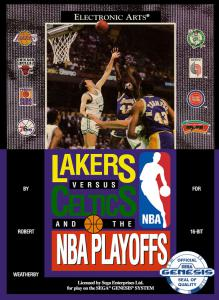 Lakers versus Celtics and the NBA Playoffs (Sports, 1990 год)