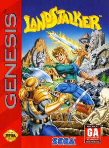 Постер Landstalker: Treasure of King Nole