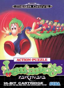 Lemmings (Strategy, 1992 год)