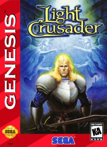 Light Crusader (Arcade, 1995 год)
