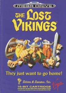 The Lost Vikings (Arcade, 1993 год)