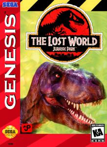 The Lost World: Jurassic Park (Arcade, 1997 год)