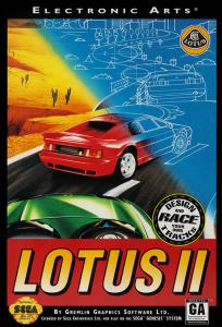 Lotus: The Ultimate Challenge (Racing, 1993 год)