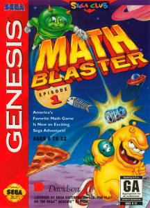 Постер Math Blaster: Episode One - In Search of Spot