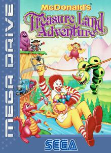 Постер McDonald's Treasure Land Adventure
