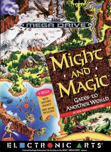 Постер Might and Magic II: Gates to Another World