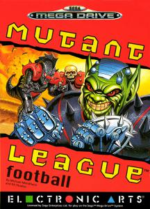Постер Mutant League Football