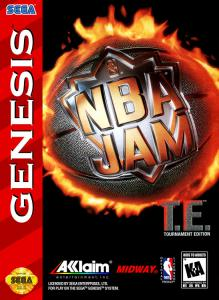 Постер NBA Jam Tournament Edition