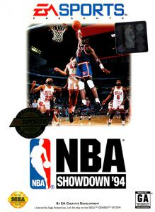 Постер NBA Showdown
