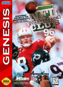 Постер NFL Quarterback Club 96
