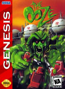 The Ooze (Arcade, 1995 год)