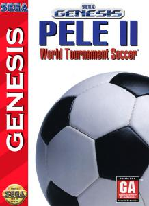 Постер Pelé II: World Tournament Soccer