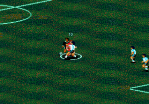 Pelé II: World Tournament Soccer