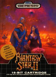 Phantasy Star II Text Adventure: Rudger no Bōken (Adventure, 1991 год)